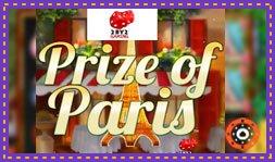 2by2 Gaming lance le jeu de casino en ligne Prize of Paris
