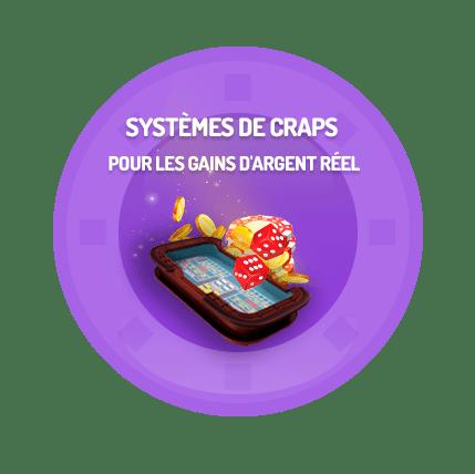 système de craps