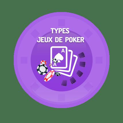 type jeux de poker