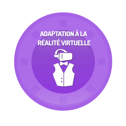réalité virtuelle baccarat