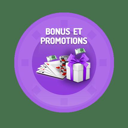bonus et promo
