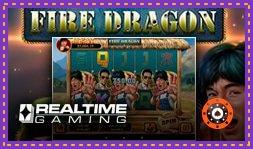 Le jeu de casino Fire Dragon débarque en mars