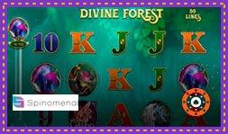 Nouveau jeu de casino Divine Forest déjà lancé