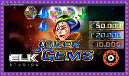 Sortie du jeu Joker Gems prévu pour septembre prochain