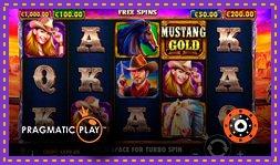 Sortie prochaine du nouveau jeu Mustang Gold