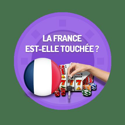 dépendance des joueurs français