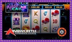 Ainsworth lance le jeu de casino en ligne Pussy Cat