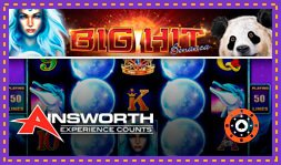 Ainsworth signe le jeu de casino Enchanted Eyes : Big Hit Bonanza