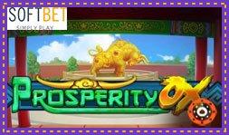 Allez à la découverte du jeu de casino Prosperity OX