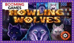 Amusez-vous sur le jeu de casino Howling Wolves