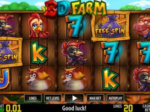 3D Farm HD - apercu
