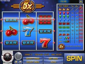 5X Wins - apercu