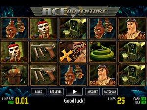 Ace Adventure HD - apercu