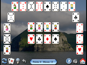 All In One Solitaire - apercu