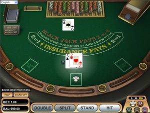 American Blackjack - apercu