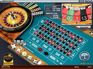 American Roulette - apercu