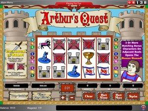 Arthurs Quest - apercu