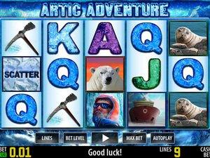 Artic Adventure HD - apercu