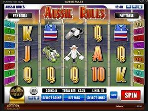 Aussie Rules - apercu
