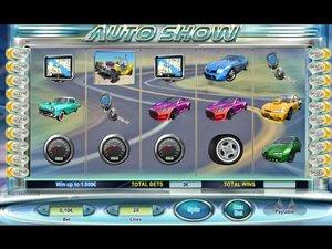 Auto Show - apercu