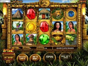 Aztec Treasures - apercu