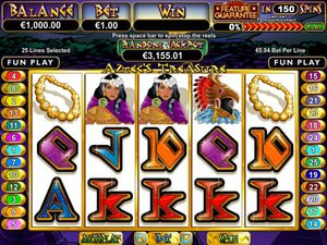 Aztecs Treasure - Feature Guarantee - apercu