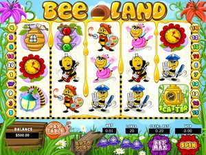 Bee Land - apercu