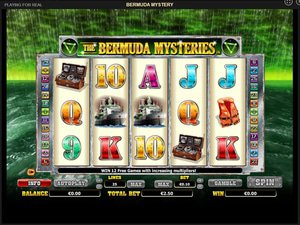 Bermuda Mystery - apercu