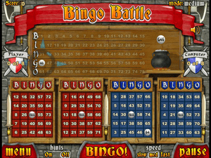 Bingo Battle - apercu
