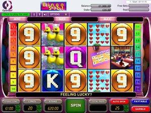 Bingo Slot - apercu