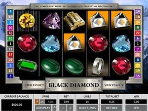 Black Diamond - apercu