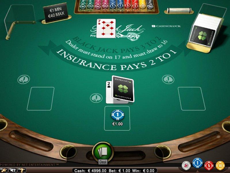 Blackjack Pro - apercu