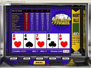 Bonus Poker - apercu