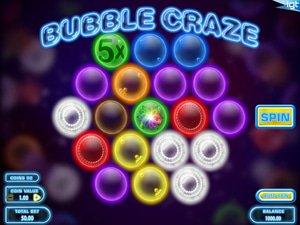 Bubble Craze - apercu