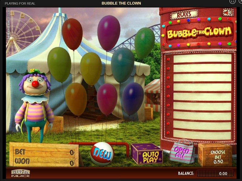 Bubble The Clown - apercu