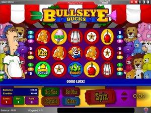 Bullseye Bucks - apercu