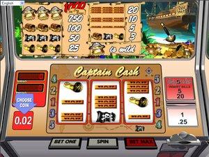 Captain Cash - apercu