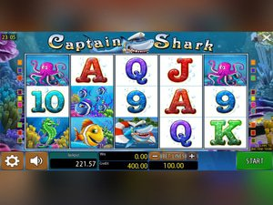 Captain Shark - apercu