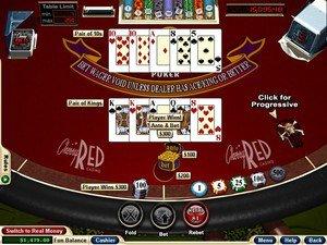 Caribbean Stud Poker - apercu