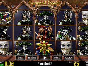 Carnival Bonus HD - apercu