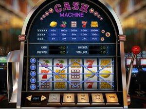 Cash Machine - apercu