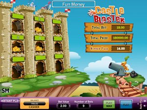 Castle Blaster - apercu