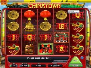 Chinatown - apercu