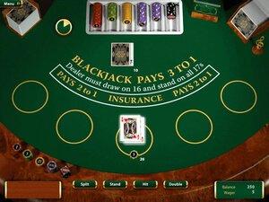 Classic Blackjack - apercu