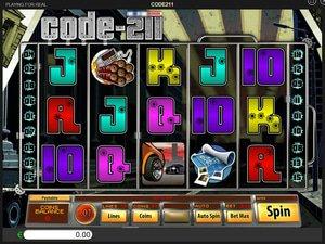 Code211 - apercu