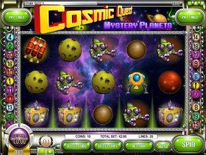 Cosmic Quest Mystery Planets - apercu
