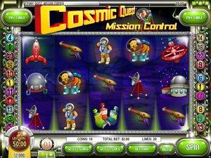 Cosmic Quest - apercu