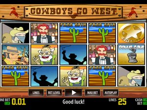 Cowboys Go West HD - apercu