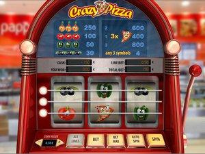 Crazy Pizza - apercu