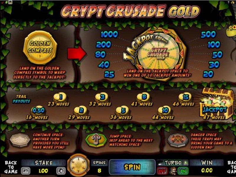 Crypt Crusade Gold - apercu